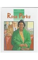 Rosa Parks (First Biographies (Raintree Hardcover))