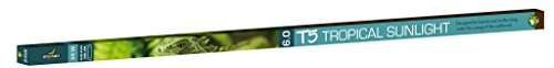Rettili Planet Illuminazione UVA-Uvb Rettili Tropicale Sunlight T56.024W-56cm