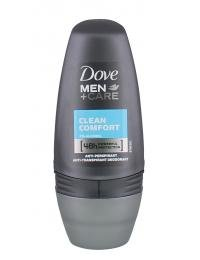 Männer Deo Roll (DOVE MEN+CARE DEO ROLL 50 CLEAN COM)