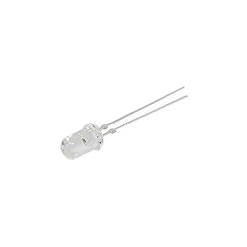 10x LL-504PGC2E-G5-2BC LED 5mm green 23000-39000mcd 15° Front convex Mcd Led