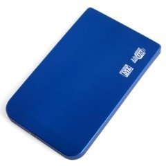 tool-free-premium-quality-25-sata-to-usb-hard-drive-caddy-hdd-enclosure-case-pc-and-laptop-blue
