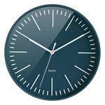 Cep Atoll Bleu - Horloge Quartz de 30 cm de diamètre (Catégorie : Mobilier et aménagement)