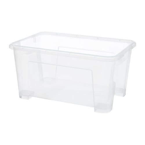 Ikea SAMLA-Caja, Transparente
