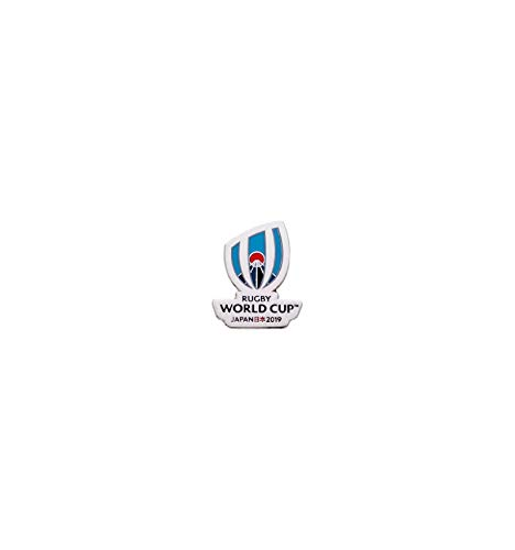Nickel Rugby World Cup 2019 Logo Pin Anstecker -