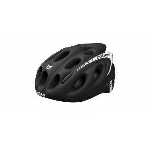 Catlike Kompact'O Casco de Ciclismo, Unisex adulto, Negro, L (59-61 cm)