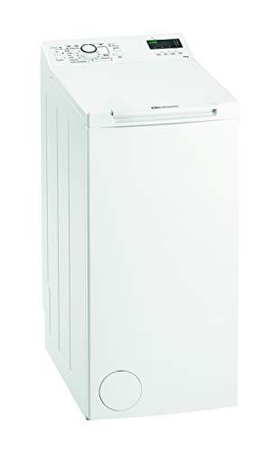Bauknecht WMT EcoStar 722 Di Waschmaschine TL / A++ / 190 kWh/Jahr / 1200 UpM / 7 kg / Startzeitvorwahl und Restzeitanzeige / FreshFinish - verhindert zuverlässig Knitterfalten / Kurz-Option