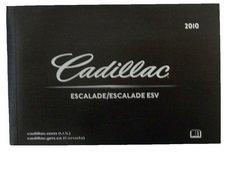 2010-cadillac-escalade-owner-manual-no-supplemental-material