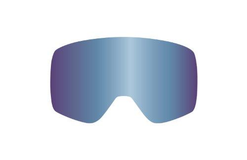 Dragon Alliance NFX Ersatzlinse, Sonnenbrille Herren, NFX RPL, blau