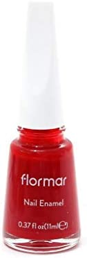 Flormar Nail Enamel - 321 Red Flag
