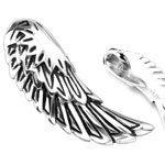 Superbe Fallen Angel Wing Pendentif