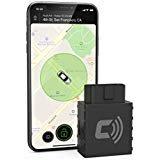 Carlock Traceur GPS et Alarme GPS - Livré avec périphérique & Application - Traquez facilement votre voiture en temps réel et soyez avertit immédiatement en cas de comportement suspect. OBD Plug & Play
