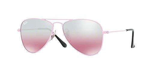 28de97c513 Ray-Ban Junior - Aviator Junior RJ 9506S, Aviator, Metal, Juvenil,