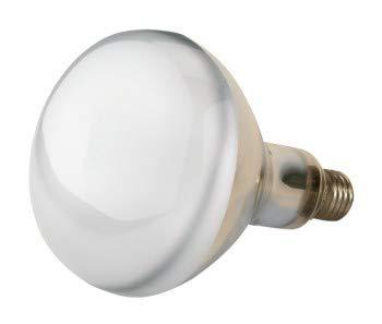 Kerbl 22243 Infrarotlampe Hartglas, 150 W, klar