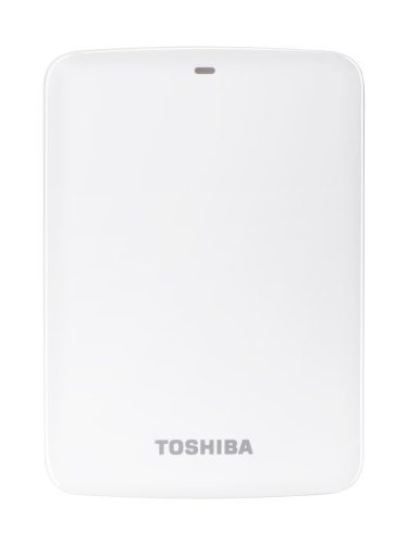 Toshiba Canvio Connect externe Festplatte 2 TB 6,4 cm (2,5 Zoll) USB 3.0 weiß