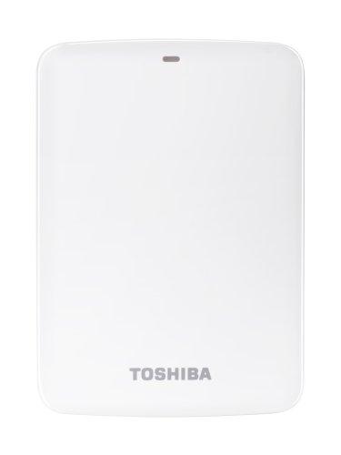 Toshiba Canvio Connect externe Festplatte 500 GB 6,4 cm (2,5 Zoll) USB 3.0 weiß