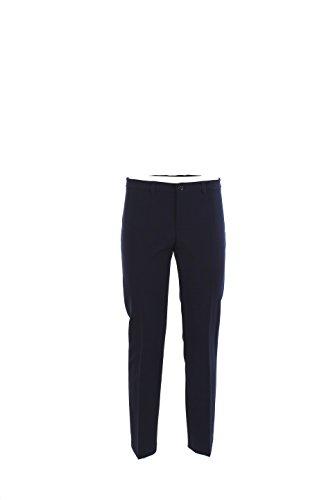 Pantalone Donna Sandro Ferrone 48 Blu Riccio Autunno Inverno 2016/17
