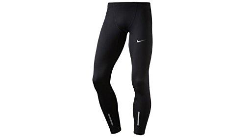 ae856025f963 Nike Pantalone Uomo H-Tight Tech - Multicolore (Black Reflective Silver) -
