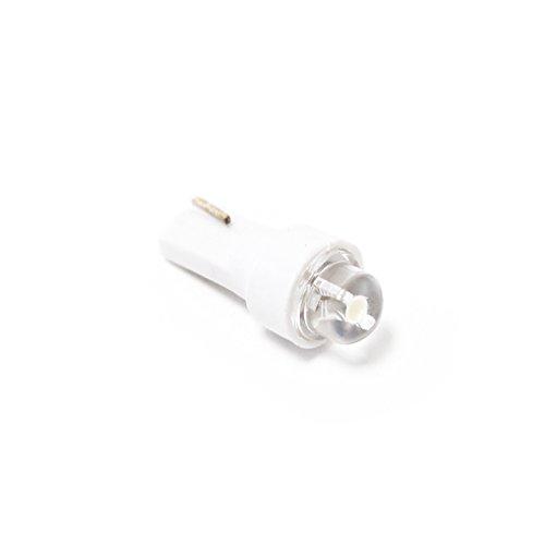 Thermostat Mit 12-volt-kühler (LED-Stecksockel Glasstecksockel Stecksockelbirnen LED T5mm 12V WEISS)