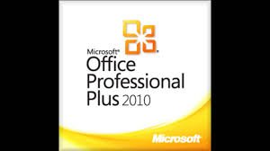 Microsoft Office 2010 Professional Plus for 2PCs 32/64 Bit Licence Only