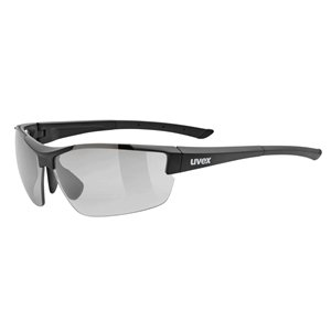 Uvex Sportsonnenbrille Sportstyle 612 Vl, Black Mat, One Size, 5308812290