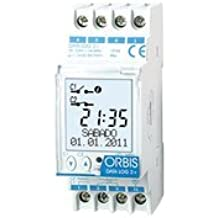 Orbis data log 2+ - Interruptor horario digital data log 2+1 circuito 120v