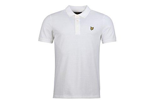 Lyle & Scott Herren Poloshirt Polo Shirt (Off White), XX-Large