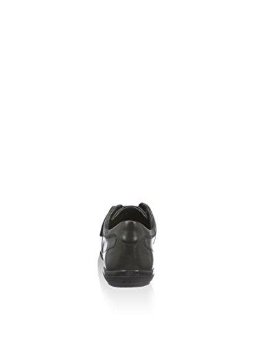 Scarpe uomo, colore Nero , marca GEOX, modello Scarpe Uomo GEOX UOMO CITY Nero Nero