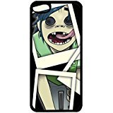 Ipod Touch 6th Gerenation Hip-Hop Music Band Cell Cover Amusing Personalized 2D AlternativePop/Rock Rap Band Gorillaz Phone hülle Handyhülle Cover for Ipod Touch 6th Gerenation,Telefonkasten SchutzHülle -