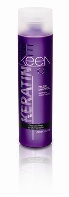 Preisvergleich Produktbild KEEN Keratin Pflege Shampoo 250 ml Spendet Feuchtigkeit & reinigt das Haar gründlich 250 ml