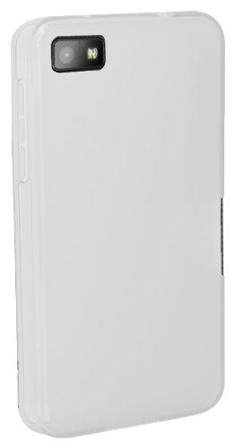Katinkas Soft Cover für BlackBerry Z10 Checker klar Checker Tpu Gel