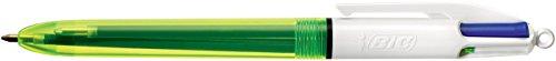 Bic 937020 - Bolígrafo 4 colores fluorescentes