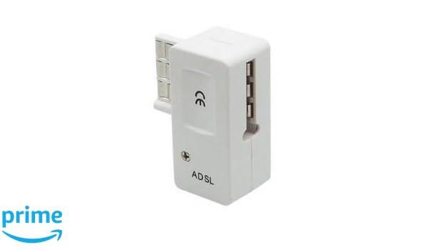 Omenex 491887 Filter ADSL 2+: Amazon.de: Computer & Zubehör