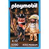 PLAYMOBIL REF. 5090 LA RONDE DE NUIT (THE NIGHT WATCH) DE REMBRANDT