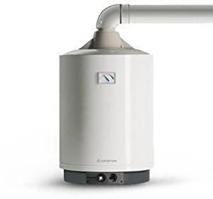 Ariston Serie 006048S/Sga 100V CS calentador a gas Mural ad Accumulo