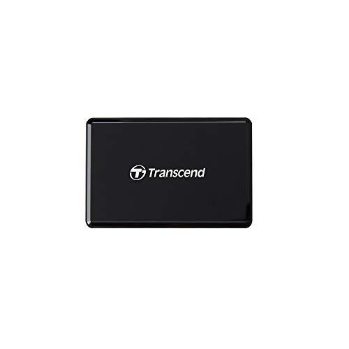 Transcend USB 3.1 Gen 1 Multifunktionskartenleser für UHS-II SD Speicherkarten TS-RDF9K2
