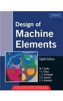 Design of Machine Elements, 8e