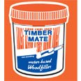 Timbermate madera de caoba madera relleno 8oz Jar by Timbermate