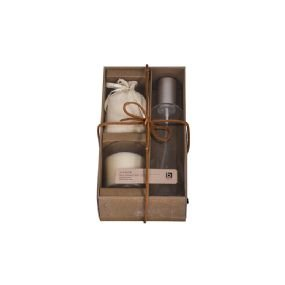 Broste copenhagen-boîte-bougie senteur jasmin/tuete en spray