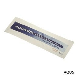 Jelly Sachets (Aquagel Personal Lubricating Jelly (10 x 5g sachets) by Aquagel)