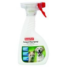 Beaphar Teppich Flea Spray 400ml
