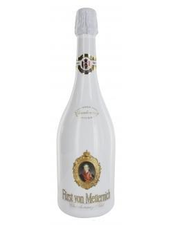 Fürst von Metternich - Chardonnay Sekt 12{15e8f08de0141fcd523dfac17f02e9d190cde5c976bccc28384e49ce30835102} - 0,75l