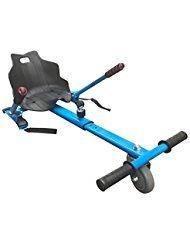 Kawasaki Elettrico Kart Sedia per Scooter, Blu, Taglia Unica