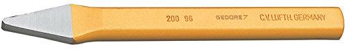 Preisvergleich Produktbild GEDORE Kreuzmeißel flachoval, 175 x 17 x 11 mm, 1 Stück, 96-175