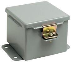 HOFFMAN ENCLOSURES A1210CH ENCLOSURE, JUNCTION BOX, STEEL, GREY by Hoffman Enclosures Hoffman-box