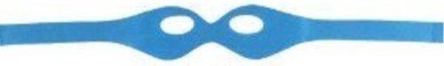 (TV Store Superhero Kostüm Felt Augenmaske (blau))
