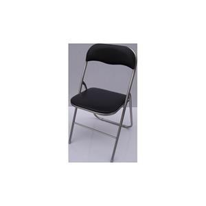 Closet Norte, S.L. (Kit m259422 – Chaise pliable Handy noir