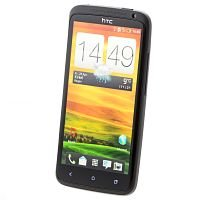 HTC HTC ONE X Smartphone (11,9 cm (4,7 Zoll) LCD-Touchscreen, 8 Megapixel Kamera, Android OS) grau Vodafone