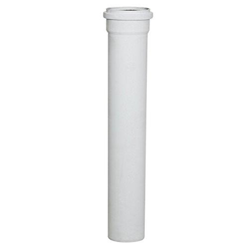 MKK - 19601-003 - HT-Rohr DN 32 Länge 0,25 m - 1 m Abwassersystem Rohre Abflussrohr Abwasser weiß 1 m