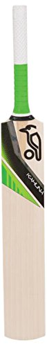 Kookaburra-Kahuna-150-English-Willow-Bat-Short-Handle-GreenBlack