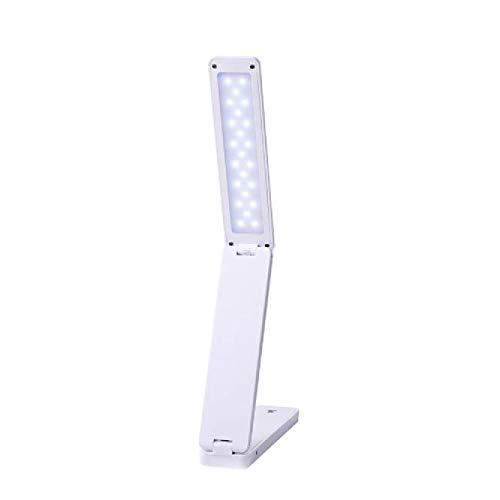 Qiaobaba Multifunktionale Faltschaltvorbildung Protektor Lesereiampe Kleiner Tisch Lampe Modern Stylish,LED